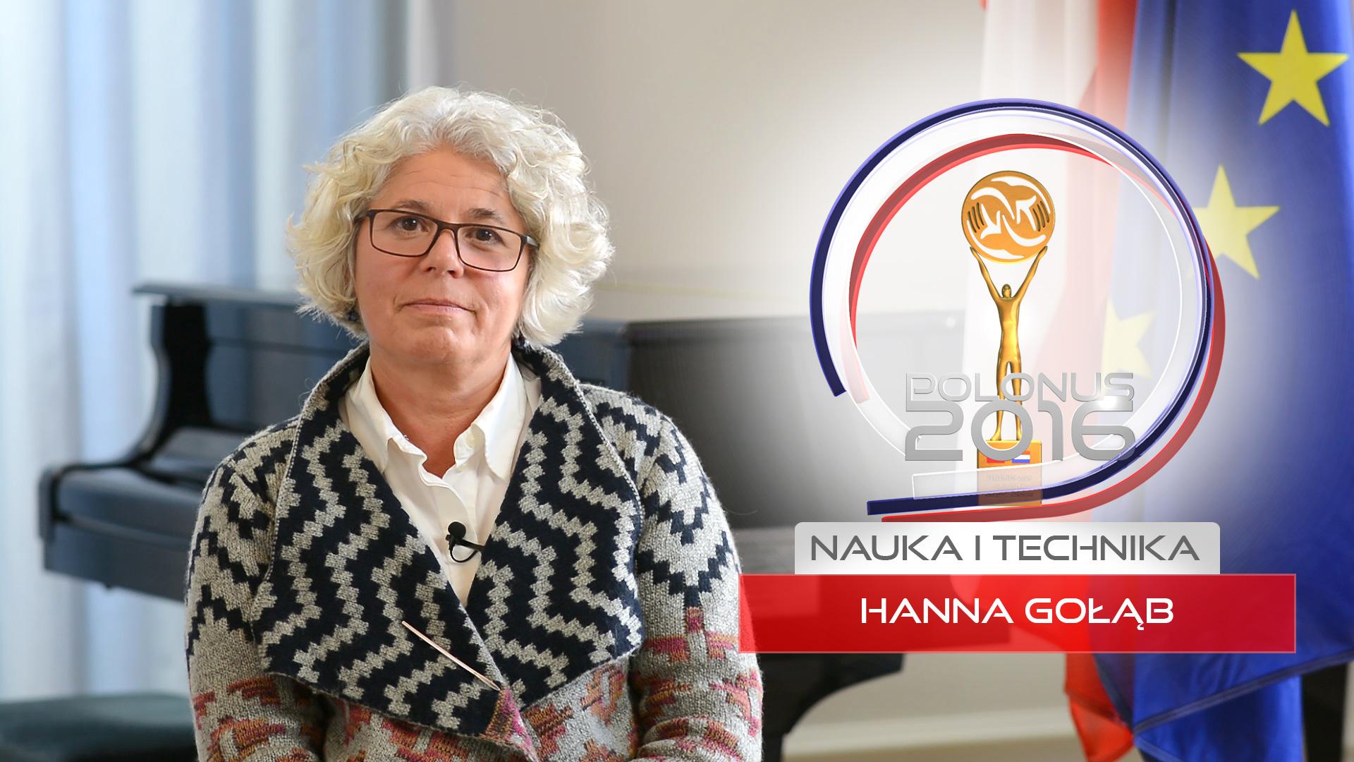 Dr Hanna Dorota Gołąb